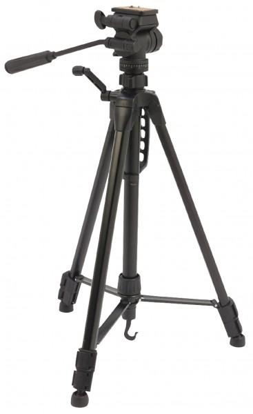 Kamera Stativ 160 cm Svart f. Nikon Coolpix S9500