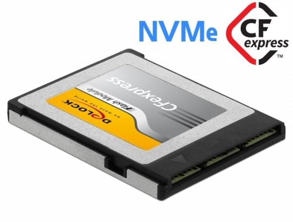 CFexpress minnekort 64GB f. Nikon Z6