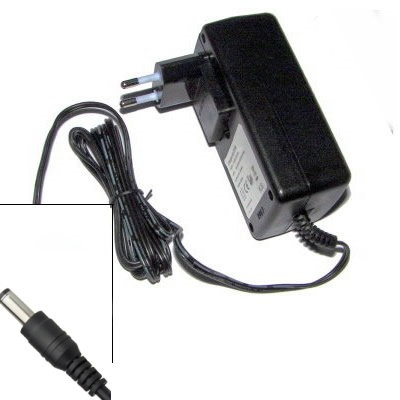 AC Adapter Strømadapter f. Dyson V6 Digital Slim