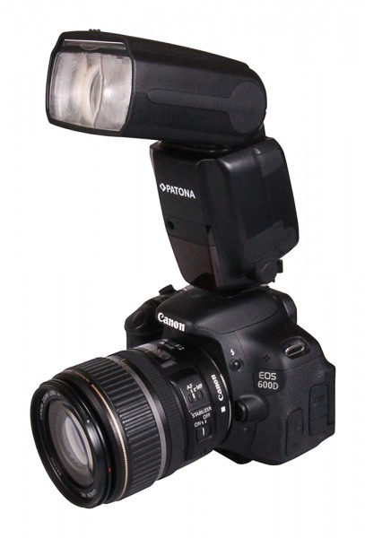 Kamera blitser for Canon EOS 550D