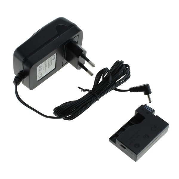AC adapter / lader til Canon EOS 600D