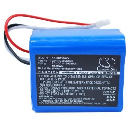 batteri f. iRobot Braava 390T